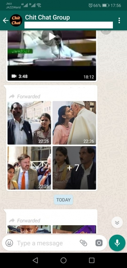 No, this is not a photo of Pakistani Christian woman Asia Bibi