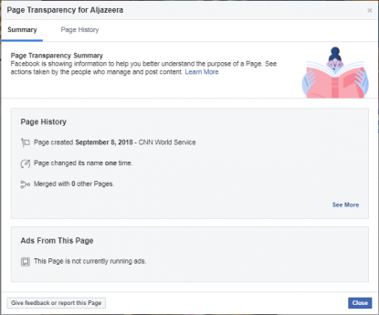 Fake Facebook page falsely claims Ugandan president faces ICC