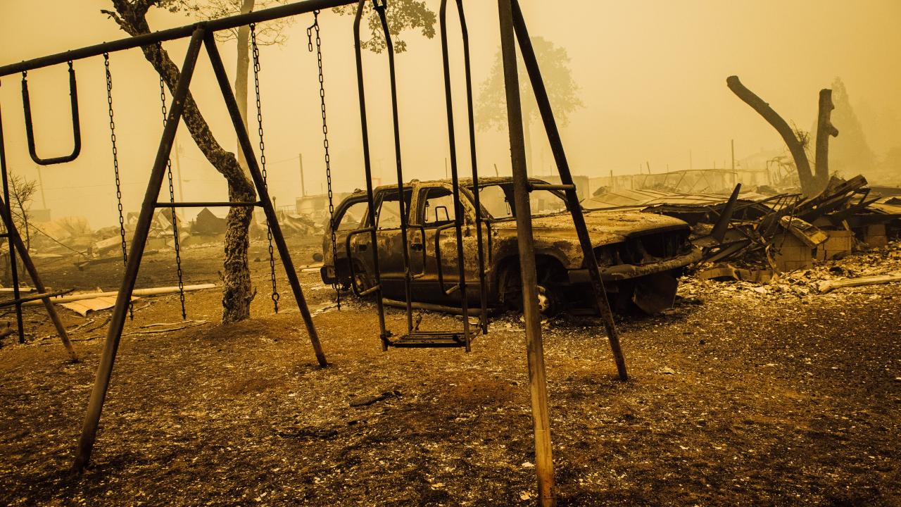 False claims of Antifa arson arrests spread online as fires hit Oregon